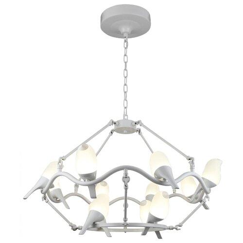 Люстра светодиодная Divinare Tucano 9656/03 SP-12, LED, 50 Вт люстра divinare led 1123 04 sp 65