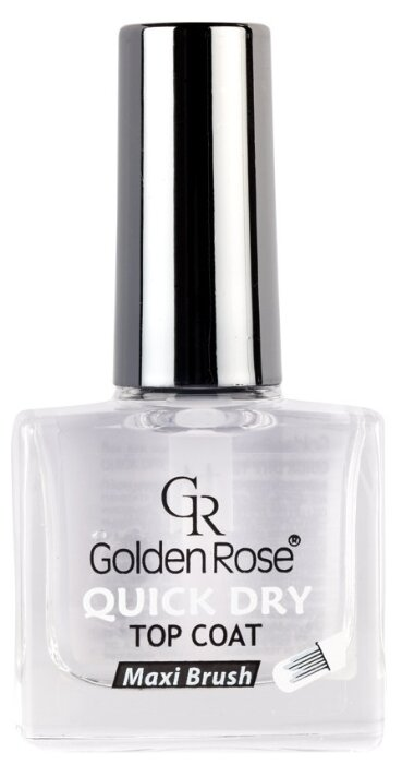 Верхнее покрытие Golden Rose Quick Dry Top Coat 10.5 мл