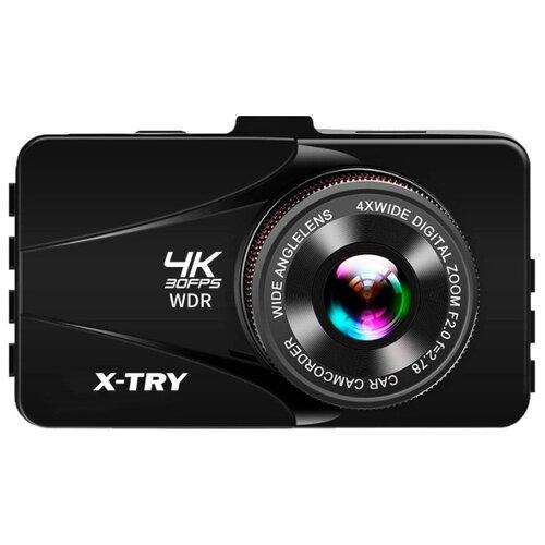 Видеорегистратор X-TRY XTC D4000 черный