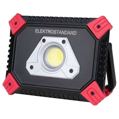 Кемпинговый фонарь Elektrostandard Albion a040659 черный кемпинговый фонарь зубр мастер 61816 черный
