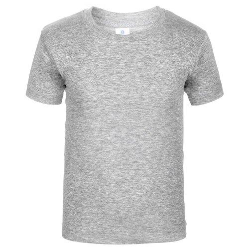 Купить Футболка BAYKAR, комплект из 2 шт., размер 86/92, серый, Футболки и рубашки