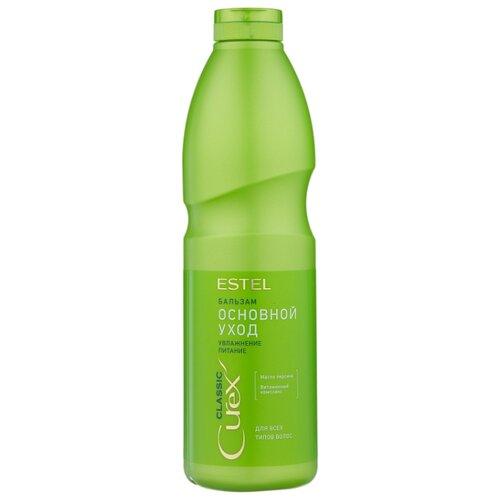 ESTEL бальзам Curex Classic для ежедневного применения для всех типов волос, 1000 мл curex classic набор для волос эстель шампунь бальзам маска 1000 1000 500 мл