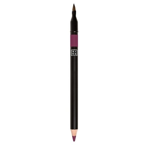 3INA Карандаш для губ с аппликатором 3INA 516 3ina карандаш для губ с аппликатором 3ina 513