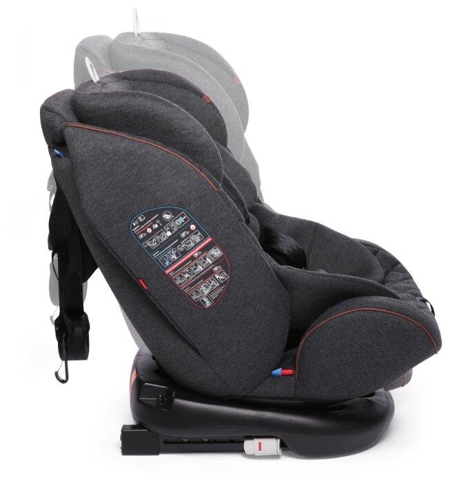 Автокресло группа 0/1/2/3 (до 36 кг) Baby Care Shelter Isofix