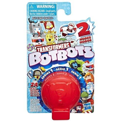 Купить Трансформер Hasbro Transformers Botbots E3487 серия 1, Роботы и трансформеры