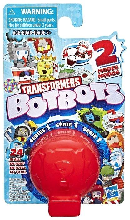 Трансформер Hasbro Transformers Botbots E3487