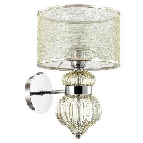 Настенный светильник Odeon light Lillit 4687/1W, 40 Вт настенный светильник odeon light favola 3949 1w 40 вт