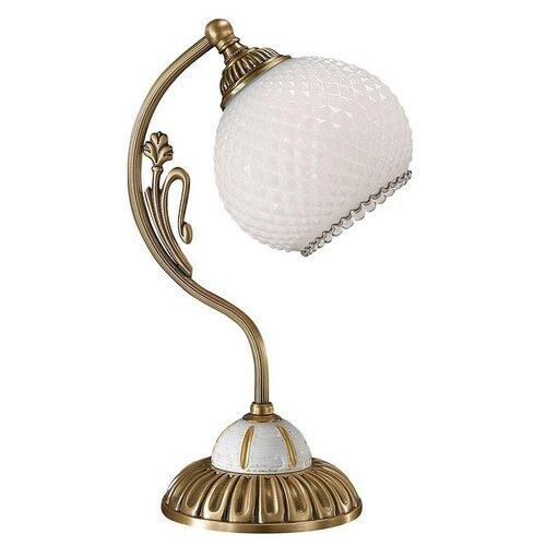 Настольная лампа Reccagni Angelo P 8605 P, 60 Вт настольная лампа reccagni angelo p 6358 p 60 вт