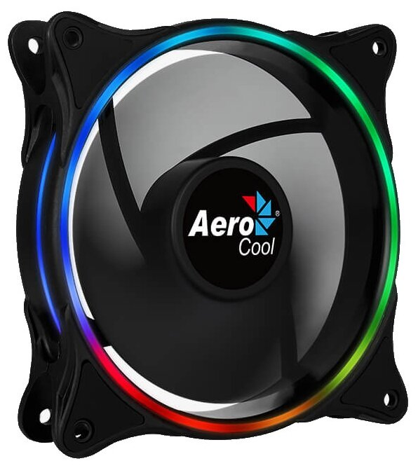 Вентилятор AeroCool Eclipse 120mm Addressable RGB 4718009158122