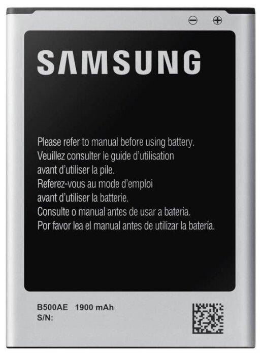Аккумулятор Samsung EB-B500AEBECRU для Samsung Galaxy S4 mini GT-I9190/i9192