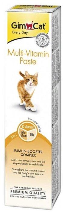 Добавка в корм GimCat Multi-Vitamin Paste