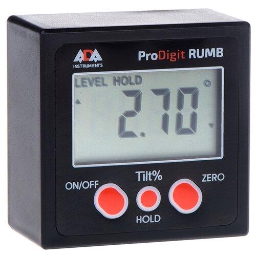 Угломер электронный ADA instruments Pro-Digit RUMB уровень электронный geo fennel s digit 120 wl