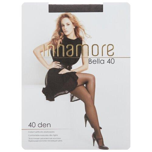 цена Колготки Innamore Bella 40 den, размер 5-XL, fumo (серый) онлайн в 2017 году