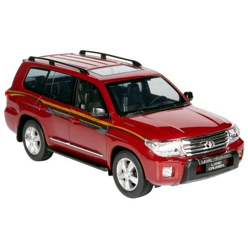 Купить Внедорожник Barty Toyota Land Cruiser P (P001OC) 1:14 36 см красный, Радиоуправляемые игрушки