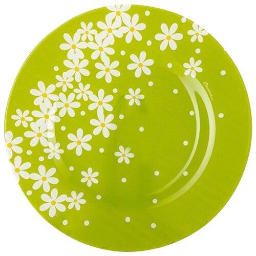 Pasabahce Тарелка десертная Garden 19.5 см green тарелка pasabahce бохо цвет зеленый диаметр 26 см