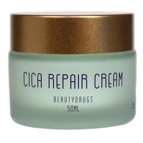 Купить Beautydrugs Cica Repair Cream Увлажняющий крем для лица, 50 мл
