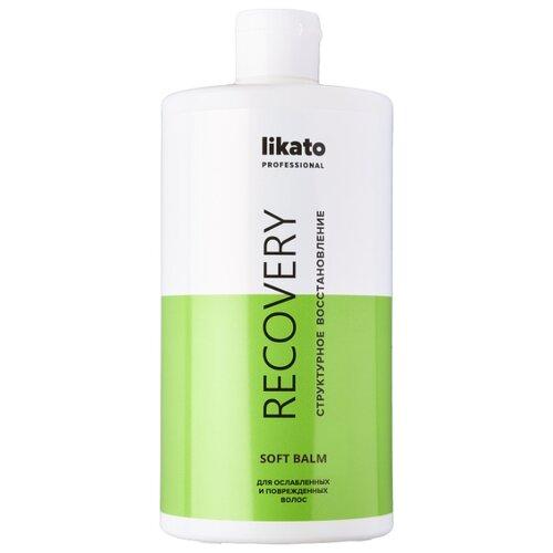 Купить Likato Professional/ Бальзам восстановление RECOVERY. С маслами оливы и авокадо. 750мл
