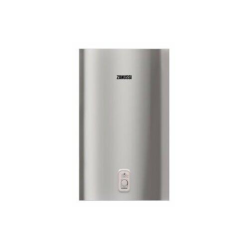 Фото - Накопительный электрический водонагреватель Zanussi ZWH/S 80 Splendore Silver накопительный электрический водонагреватель zanussi zwh s 100 splendore xp silver