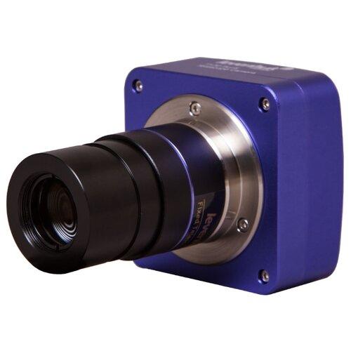 Фото - Камера цифровая LEVENHUK T130 PLUS 70360 черный/синий камера цифровая levenhuk m300 base