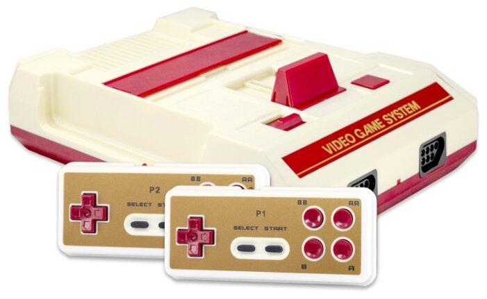 Игровая приставка Retro Genesis 8 Bit HD Wireless + 300 игр (HDMI кабель, 2 беспроводных джойстика)