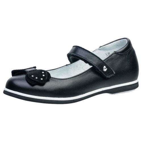 Туфли КОТОФЕЙ размер 30, черный туфли keddo размер 39 черный