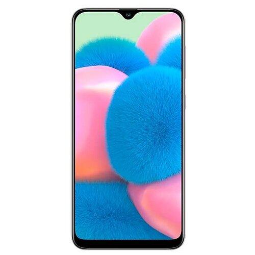 Смартфон Samsung Galaxy A30s 64GB белый (SM-A307FZWVSER) смартфон samsung galaxy a30s 32 гб фиолетовый