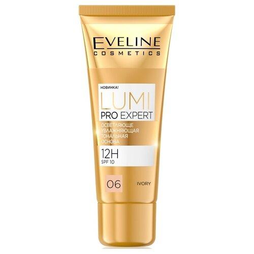 Eveline Cosmetics Тональный крем Lumi Pro Expert, 30 мл, оттенок: 06 ivory