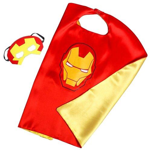 Карнавальный набор Страна Карнавалия Почувствуй себя супергероем! Мстители: Железный Человек (4527246), желтый/красный, Карнавальные костюмы  - купить со скидкой