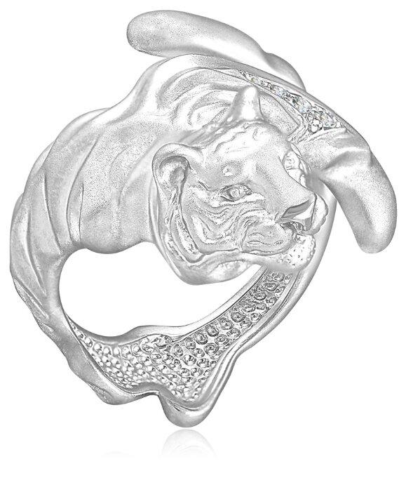 Бронницкий Ювелир Кольцо из серебра С 11550