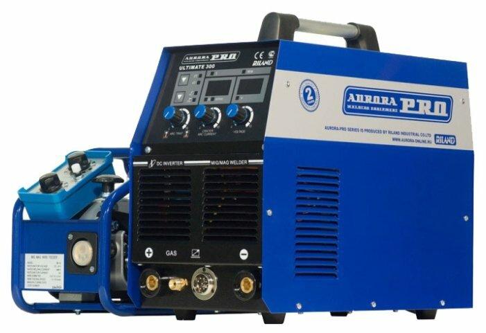 Сварочный аппарат Aurora ULTIMATE 300 (MIG/MAG, MMA)