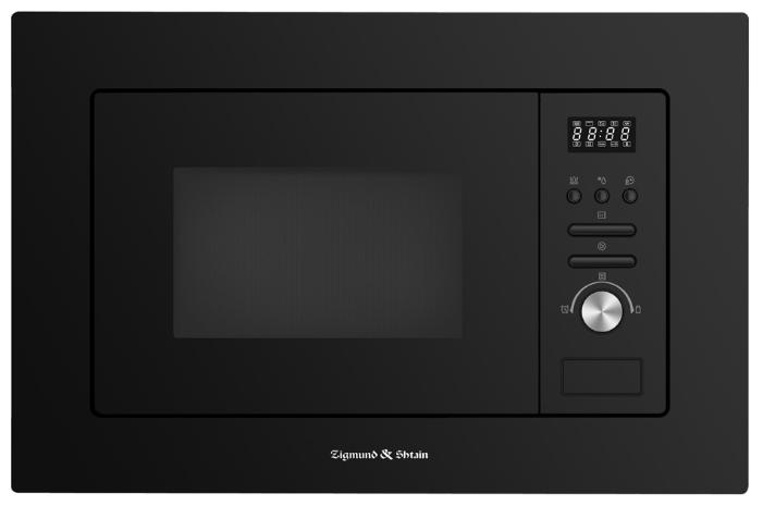 Микроволновая печь встраиваемая Zigmund & Shtain BMO 16.202 B — отзывы покупателей на Яндекс.Маркете