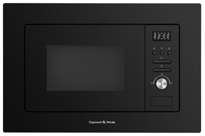 Микроволновая печь встраиваемая Zigmund & Shtain BMO 16.202 B — купить по выгодной цене на Яндекс.Маркете