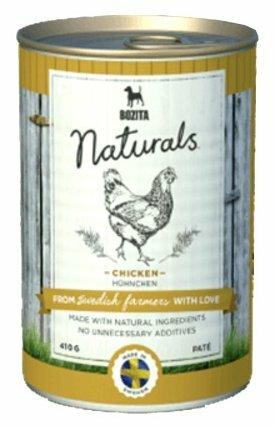 Корм для собак Bozita Naturals курица 410г