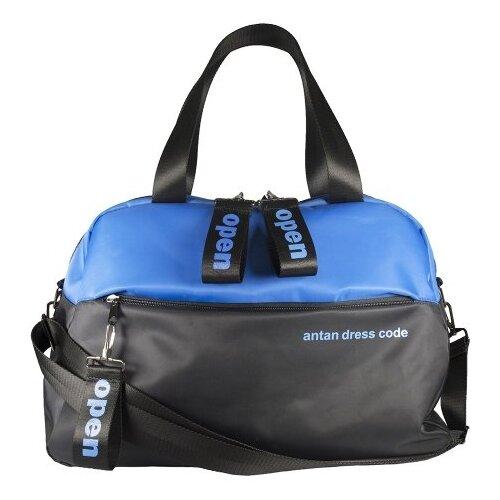 Дорожная сумка Antan - модель 2-168 Сумка 2-168 сине-чер.
