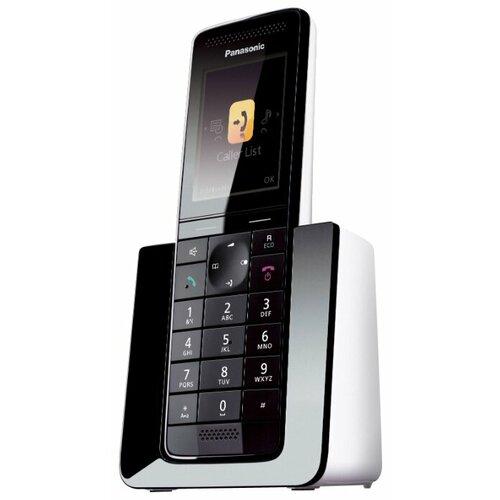 Радиотелефон Panasonic KX-PRS110 белый