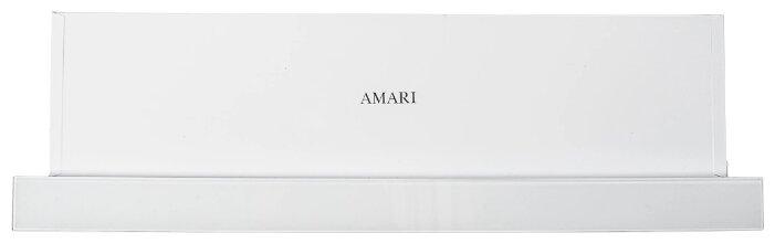 Встраиваемая вытяжка AMARI Slide 2М 50 white