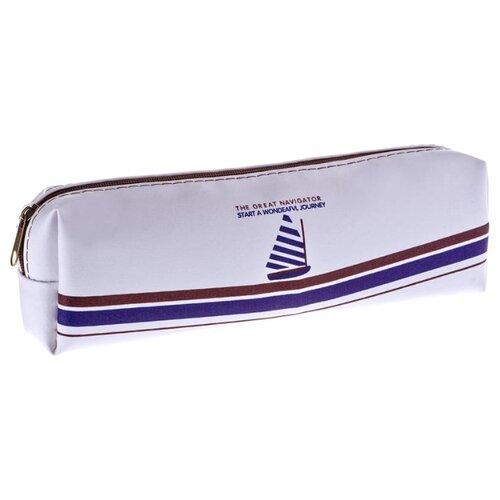 Купить ArtSpace Пенал Sail (Tn_19739) белый, Пеналы