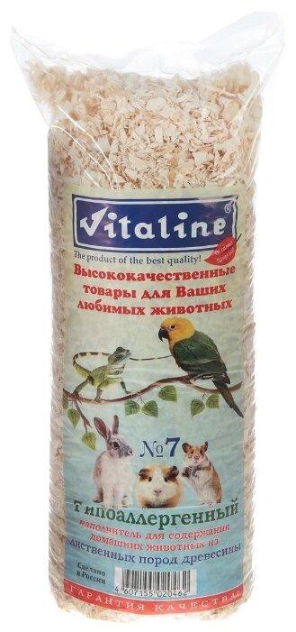 Наполнитель древесный Vitaline Гипоалергенный №7 14.7 л