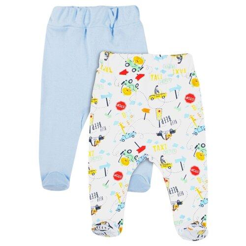 штанишки для мальчика веселый малыш one цвет голубой 33150 one c 1 размер 68 Ползунки Веселый Малыш размер 68, голубой