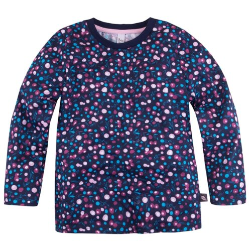 Лонгслив Bossa Nova размер 104, фиолетовый платье bossa nova размер 104 брусничный фиолетовый