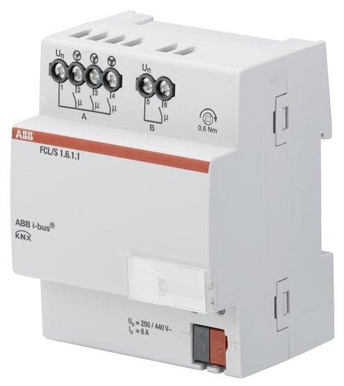 Актуатор (активатор) управления нагревом для информационной шины ABB 2CDG110163R0011