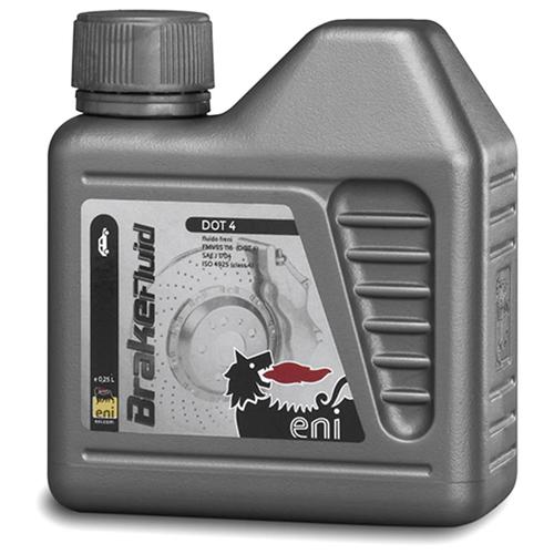 Тормозная жидкость Eni/Agip DOT 4 0.25 л