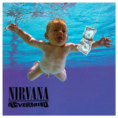 Nirvana – Nevermind (LP)