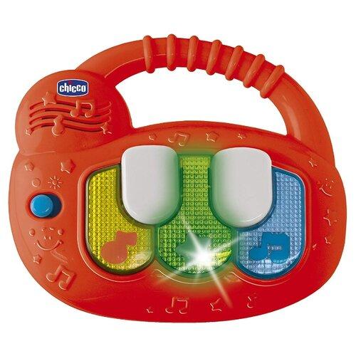 Купить Интерактивная развивающая игрушка Chicco Пианино, Развивающие игрушки
