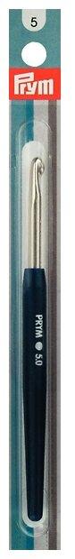 Крючок Prym с мягкой ручкой 195346 диаметр 5 мм, длина14 см