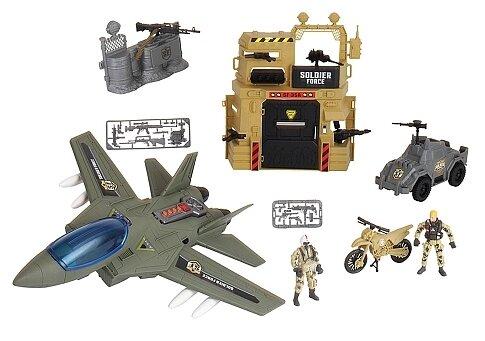 Игровой набор Chap Mei Воздушная атака бункера 545063 фото 1
