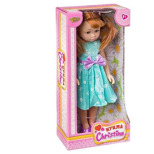 Кукла Yako Cristine, 35 см, M7578-4 кукла yako m6579 2