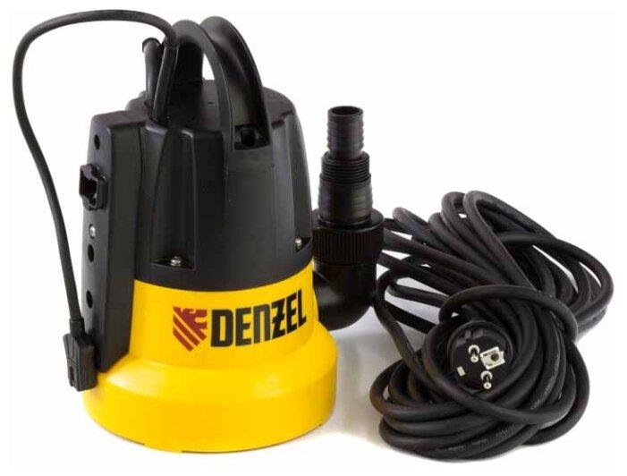 Дренажный насос Denzel DP500E (500 Вт)