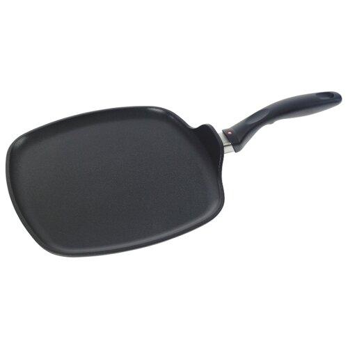 Сковорода блинная Swiss Diamond XD 6228-3I, 28х28 см, черный сковорода гриль swiss diamond xd 66281i 28х28 см черный