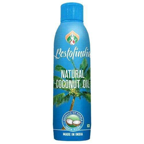 Фото - Bestofindia Кокосовое масло 100% натуральное для волос и тела, 100 мл масло для тела и волос кокосовое mirrolla 100 мл